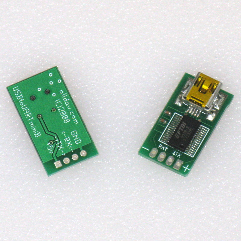 USB to UART adapter - Click Image to Close